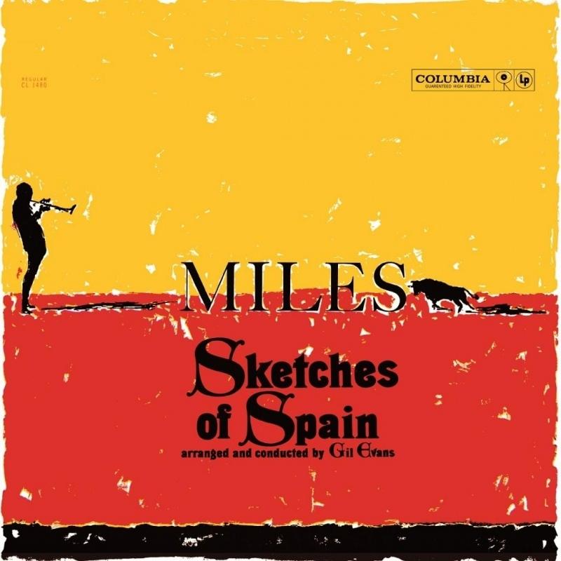 Davis, Miles - Sketches Of Spain (180 gr. vinyl)