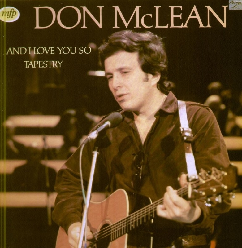McLean, Don - Tapestry