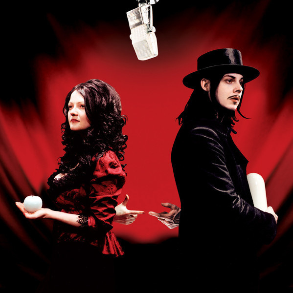 White Stripes, the - Get Behind Me Satan (2-LP)