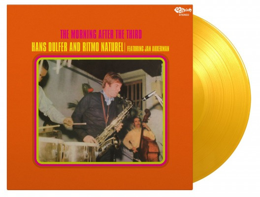 Dulfer, Hans and Ritmo Naturel - The Morning After The Third (Limited 180 gr. yellow vinyl)