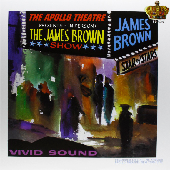 Brown, James - Live At The Apollo (Limited HQ Colored Vinyl)