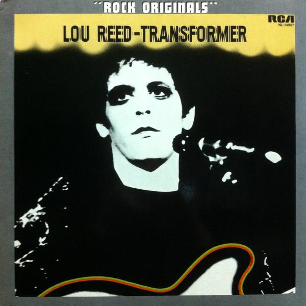 Reed, Lou  – Transformer