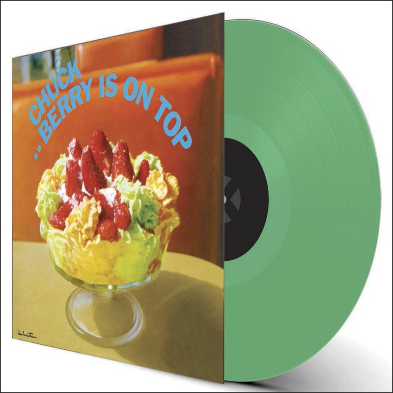 Berry, Chuck - Berry Is On Top (Limited Colored Vinyl) 180 gr.