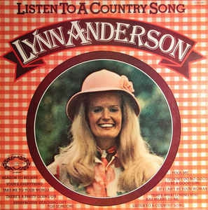 Anderson, Lynn - Listen To A Country Song
