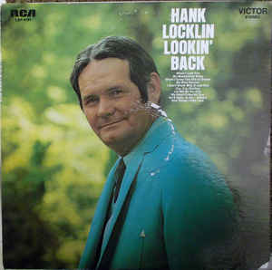 Locklin, Hank  ‎– Lookin' Back