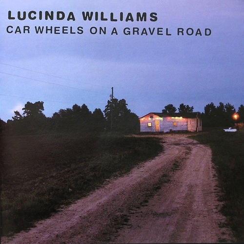 Williams, Lucinda - Car Wheels On A Gravel Road (180 grams vinyl)