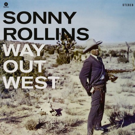 Rollins, Sonny - Way Out West (180 gr. vinyl)