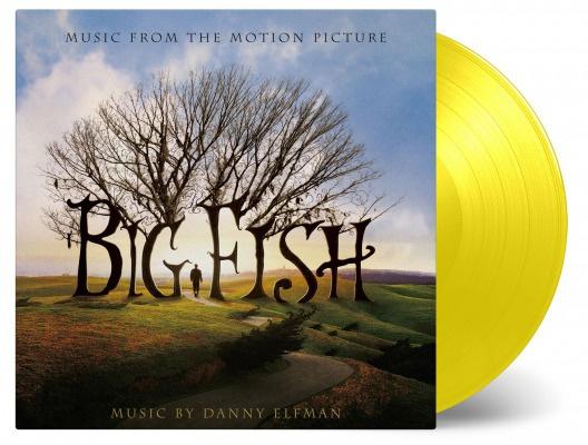 V/A - O.S.T. Big Fish (2-LP) 180 gr. Limited Coloured Vinyl