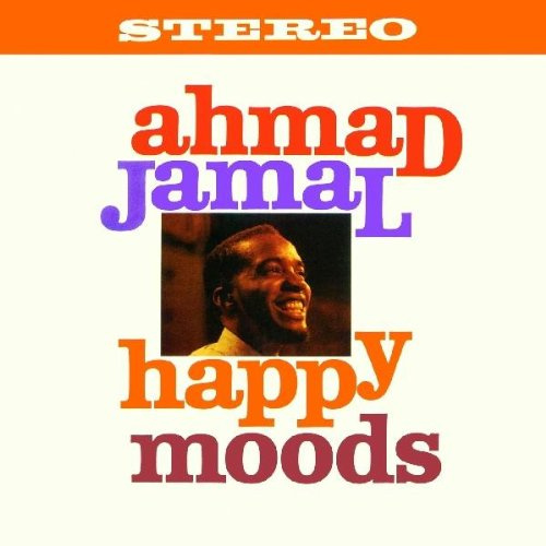 Jamal, Ahmed - Happy Moods (180 grams vinyl)