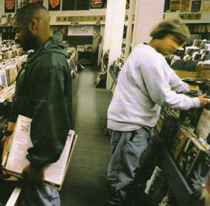 DJ Shadow - Endtroducing (2-LP) 180 grams vinyl