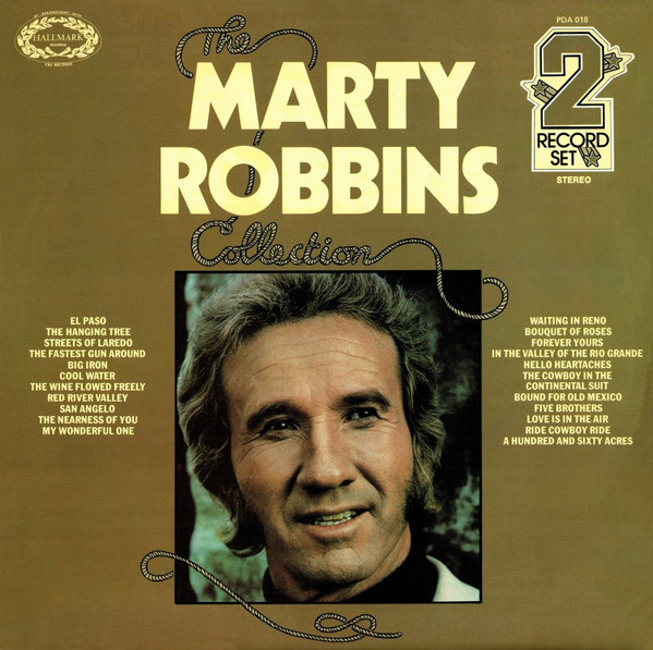 Robbins , Marty – The Marty Robbins Collection
