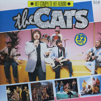 Cats, the  ‎– Het Complete Hit-Album (2-LP)