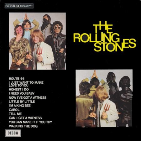 Rolling Stones, the - The Rolling Stones 3