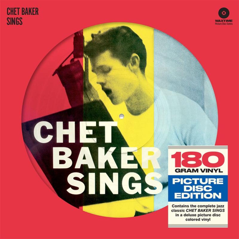 Baker, Chet - Chet Baker Sings (Picture Disc) 180 gr. vinyl