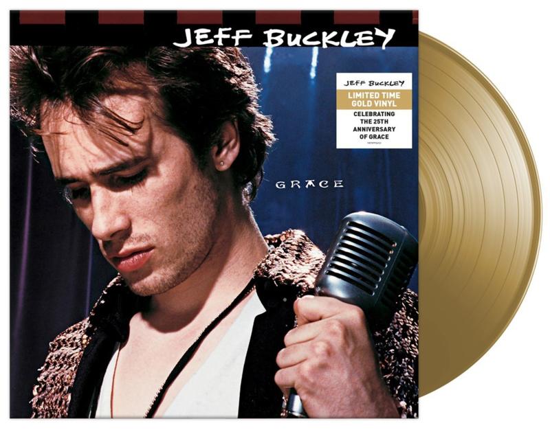 Buckley, Jeff - Grace (25th Anniversary Edition) Gold Vinyl
