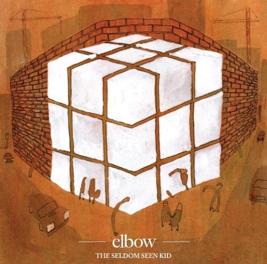 Elbow - The Seldom Seen Kid (2-LP)