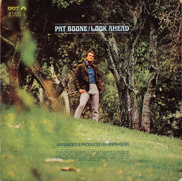 Boone, Pat  – Look Ahead