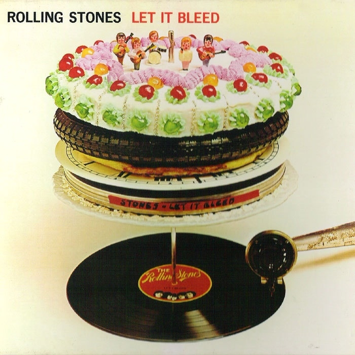 Rolling Stones - Let It Bleed (Hq vinyl)