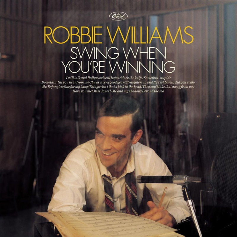 Williams, Robbie - Swing When You're Winning