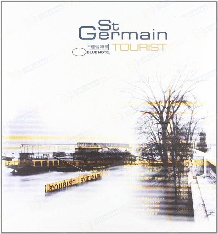 St. Germain - Tourist (2-LP) 180 gr. vinyl