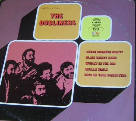 Dubliners, the  ‎– With Love From...The Dubliners