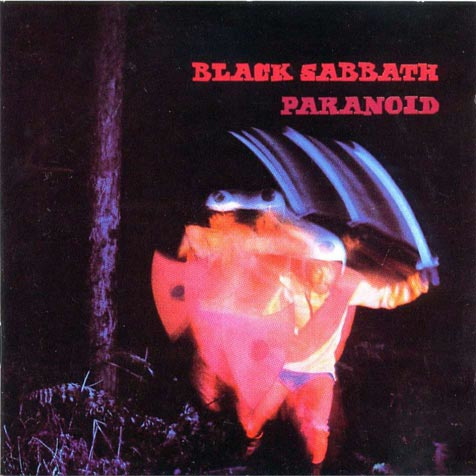 Black Sabbath - Paranoid (50th Anniversary Edition) 180 gr. vinyl