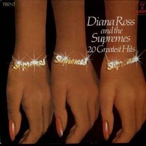 Ross, Diana And The Supremes - 20 Greatest Hits