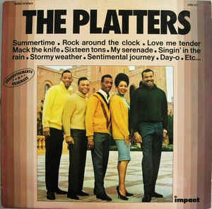 Platters, the  – The Platters