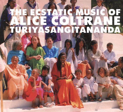 Coltrane, Alice - World Spirituality 1: The Ecstatic Music Of Alice Coltrane Turiyasangitananda (2-LP)