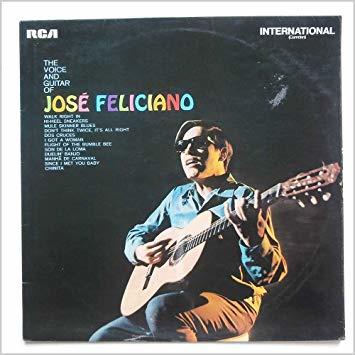 Feliciano, José  – The Voice And Guitar Of José Feliciano