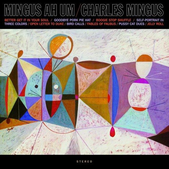 Mingus, Charles - Mingus Ah Um (180 gr. vinyl)