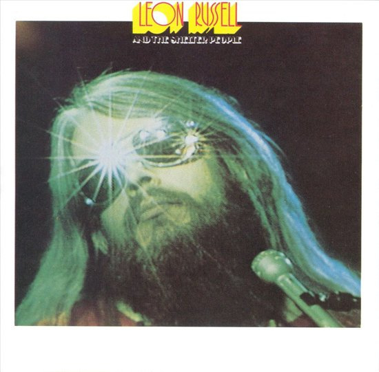 Russell, Leon  ‎– Leon Russell And The Shelter People