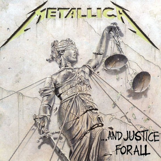 Metallica - .....And Justice For All (2-LP) 180 gr. vinyl