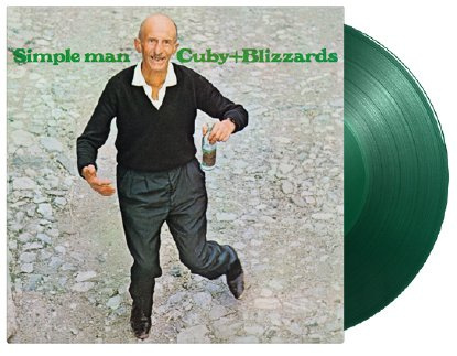Cuby + Blizzards - Simple Man (50th. Anniversary Edition) 180 gr. green vinyl