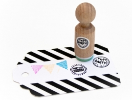 Miss Honeybird Mini Stempel Party!