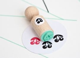 Miss Honeybird Mini Stempel Kersen
