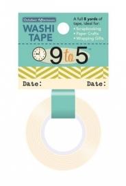 Washi Tape  Date