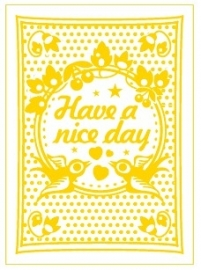 Postcard Have a Nice Day