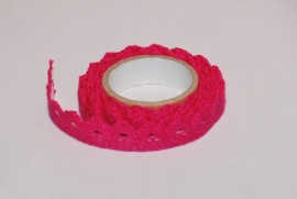 Fabric Tape fuchsia