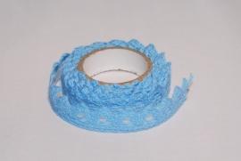 Fabric Tape zacht blauw