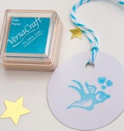 Versa Craft Stempelkussen Pale Aqua lichtblauw