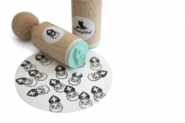 Miss Honeybird Mini Stempel Sinterklaas