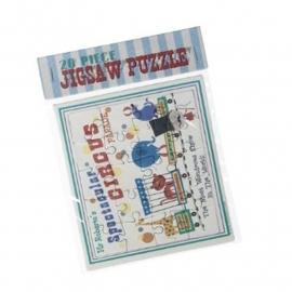 Puzzel Circus Parade