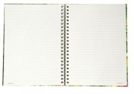 Greenroom Notebook Ideas Grasgroen