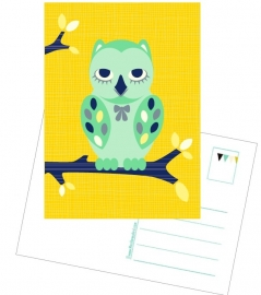Postcard Uil