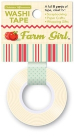 Washi Tape Farm Girl streep