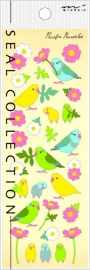 Stickers Pacific Parrotlet