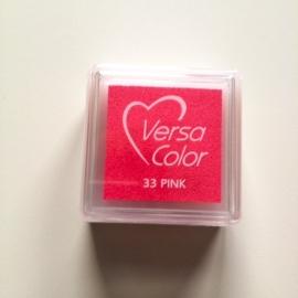 Versa Color Stempelkussen pink