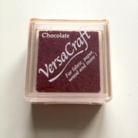 Versa Craft Stempelkussen Chocolate bruin