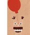 Uil Met Ballon